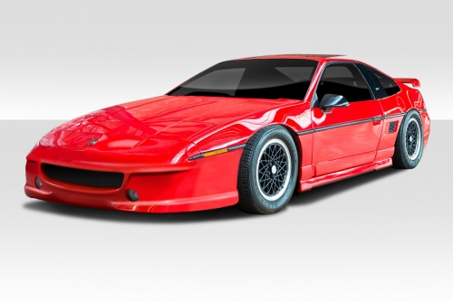 1984-1988 Pontiac Fiero Duraflex F355 Body Kit – 4 Piece