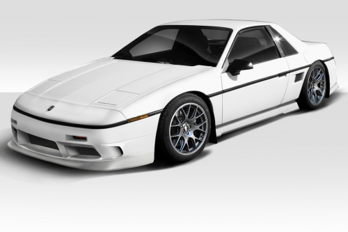 1984-1988 Pontiac Fiero Duraflex GP-1 Body Kit – 4 Piece