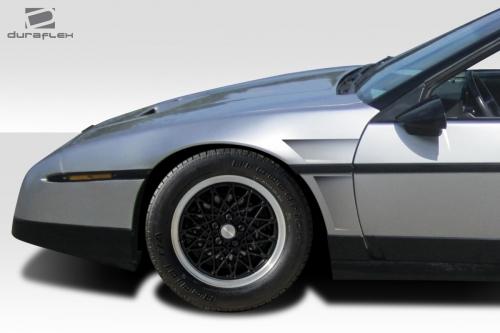 1984-1988 Pontiac Fiero Duraflex GTC Fenders – 2 Piece