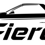 Fiero decal 1