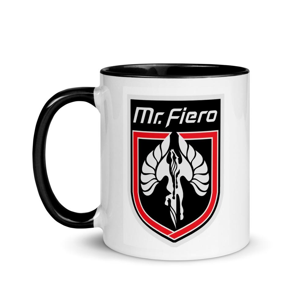 Mr. Fiero Coffee Cup